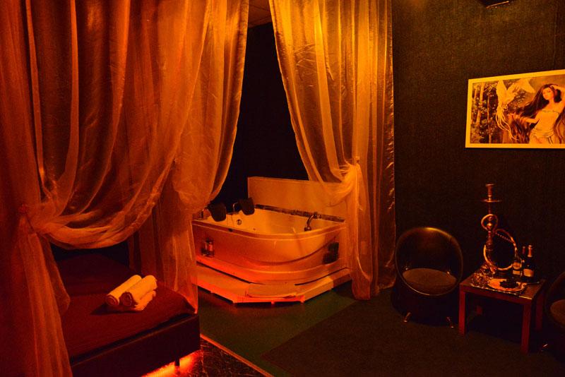 Интерьер спа салона, фото